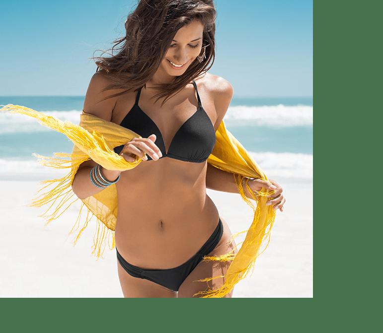 homepage solana aesthetics and wellness